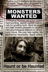Monsters Wanted