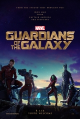 Guardians of the Galaxy - Teaser Poster