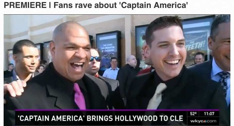 Interview: Jose Byers from Captain America 2