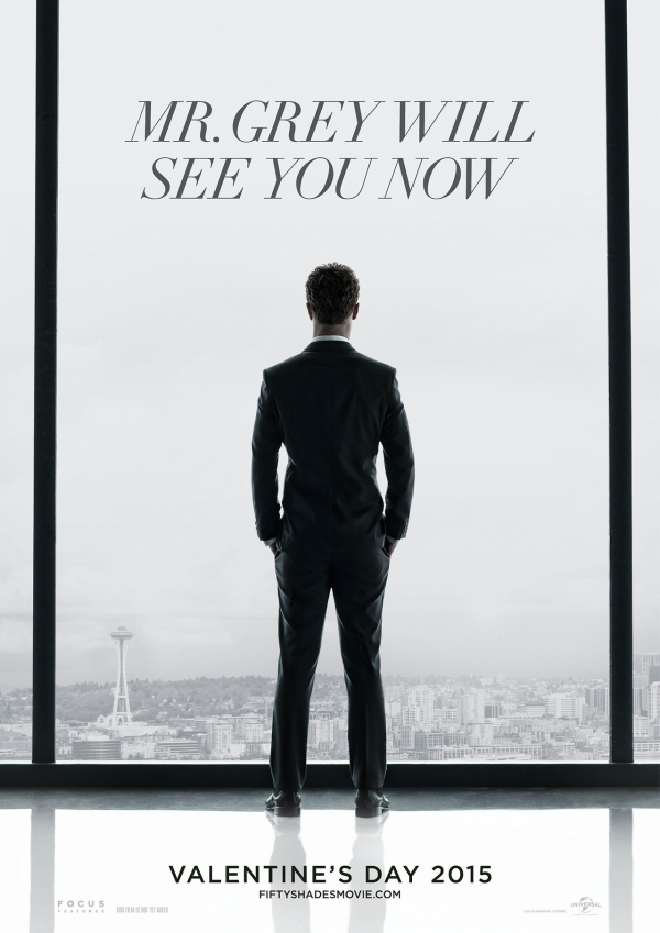 Trailer: Fifty Shades of Grey