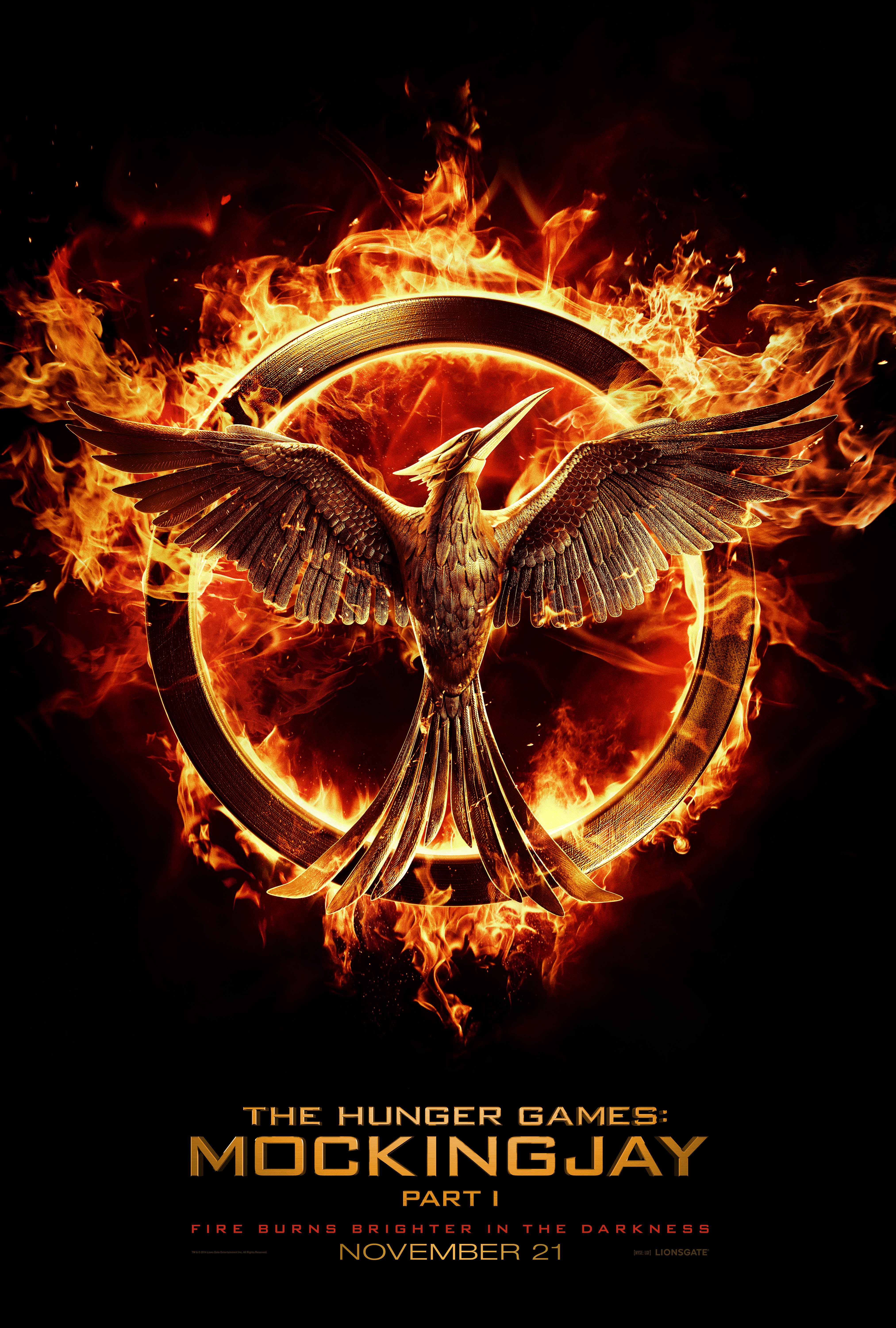 Trailer: Official THE HUNGER GAMES: MOCKINGJAY – PART 1 Worldwide Trailer