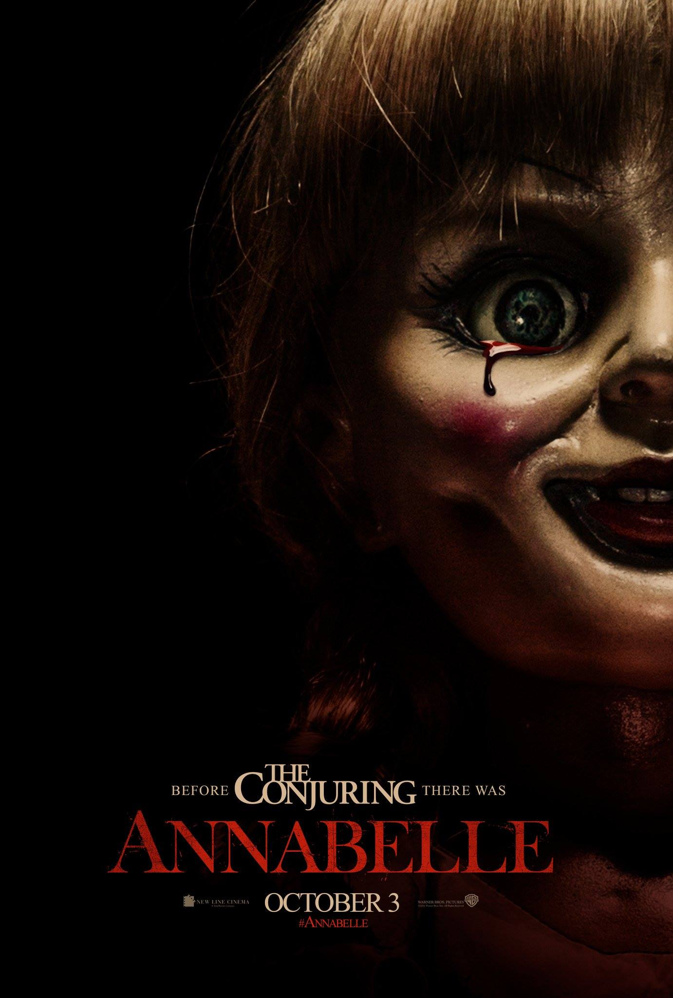 Two Minute Movies: Annabelle