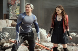 Avengers - Quicksilver Scarlet Witch