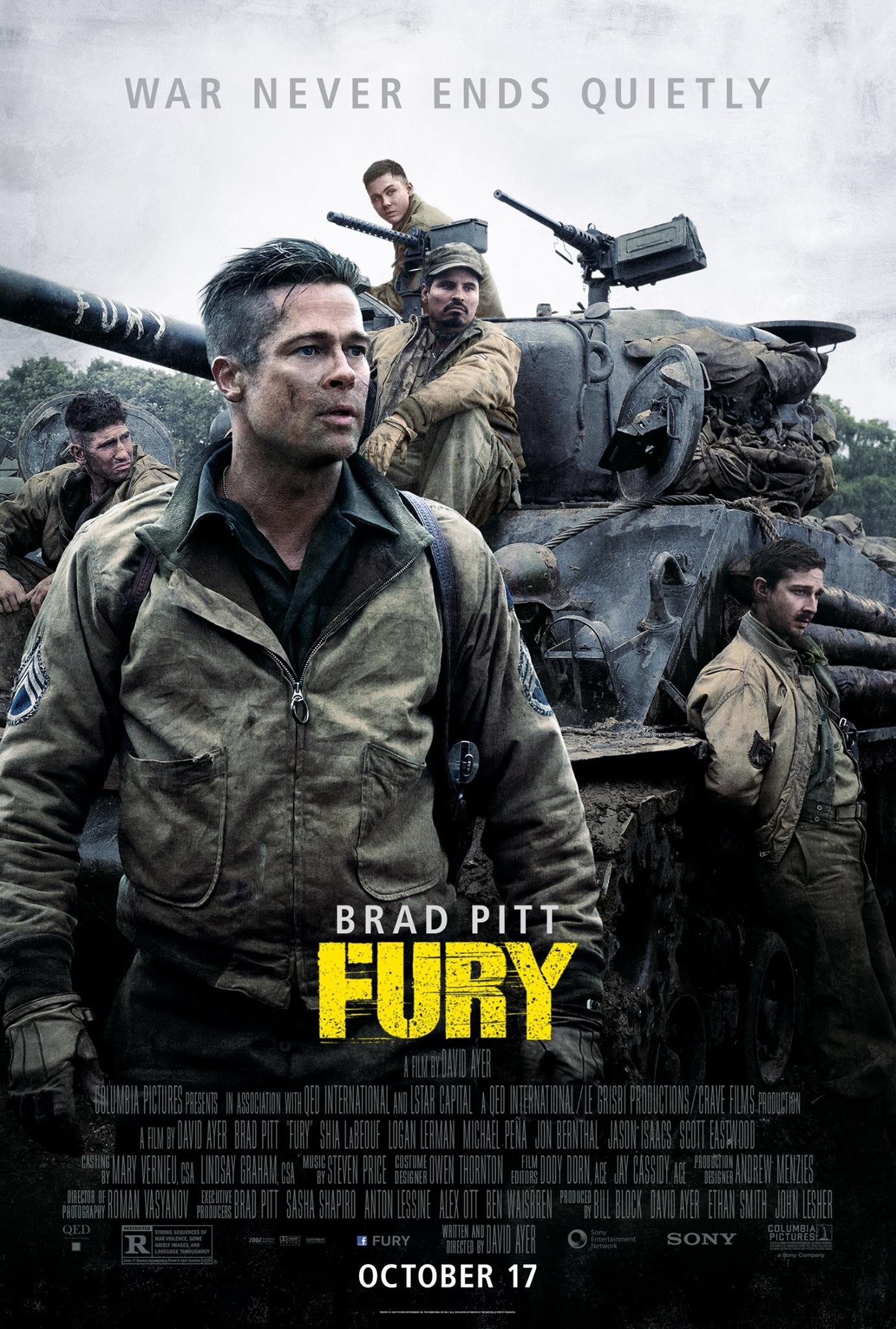 Two Minute Movies: Fury