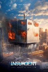 Insurgent Teaser Poster