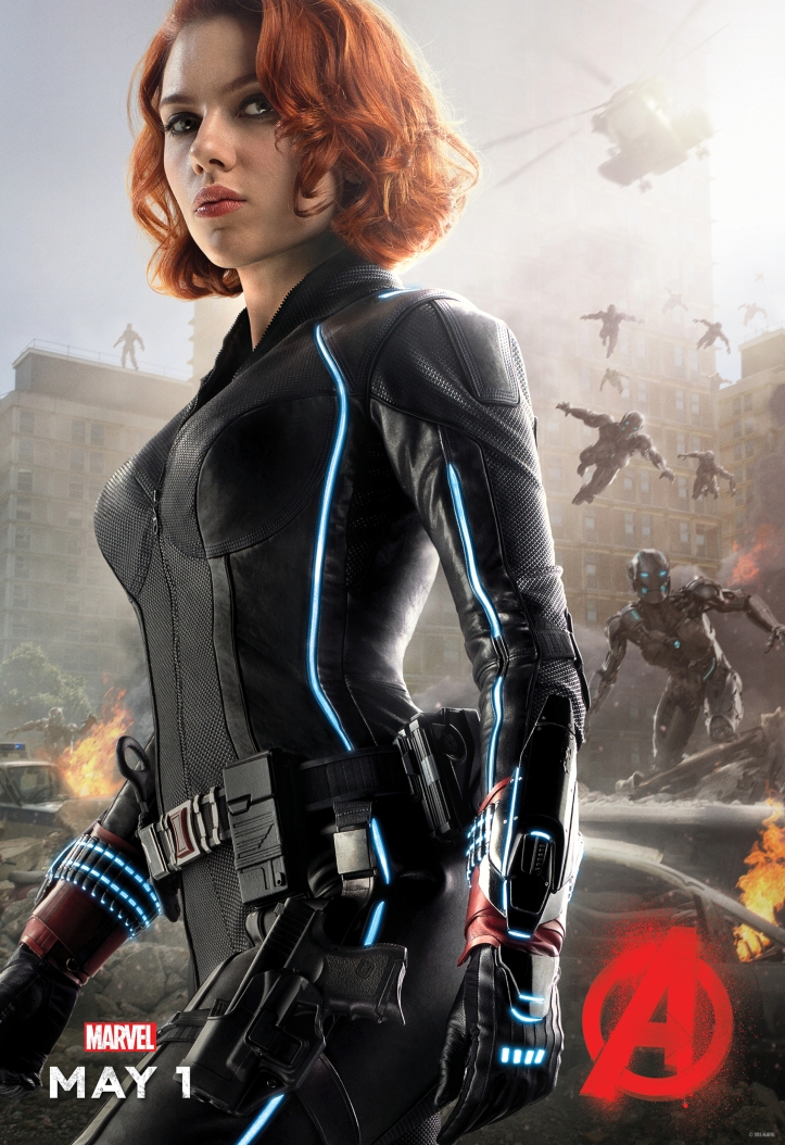 Age of Ultron - Black Widow