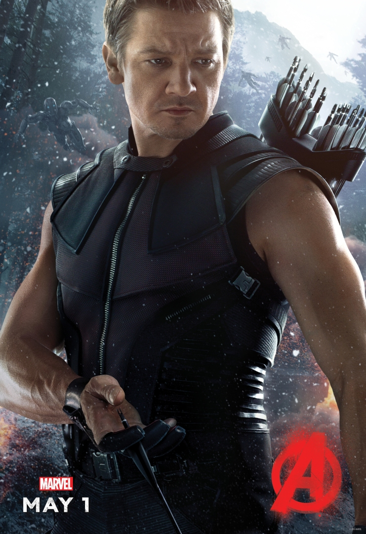 Age of Ultron - Hawkeye