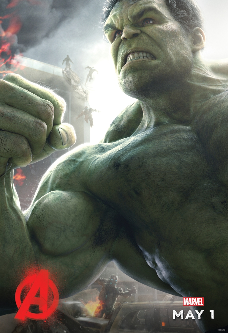 Age of Ultron - Hulk