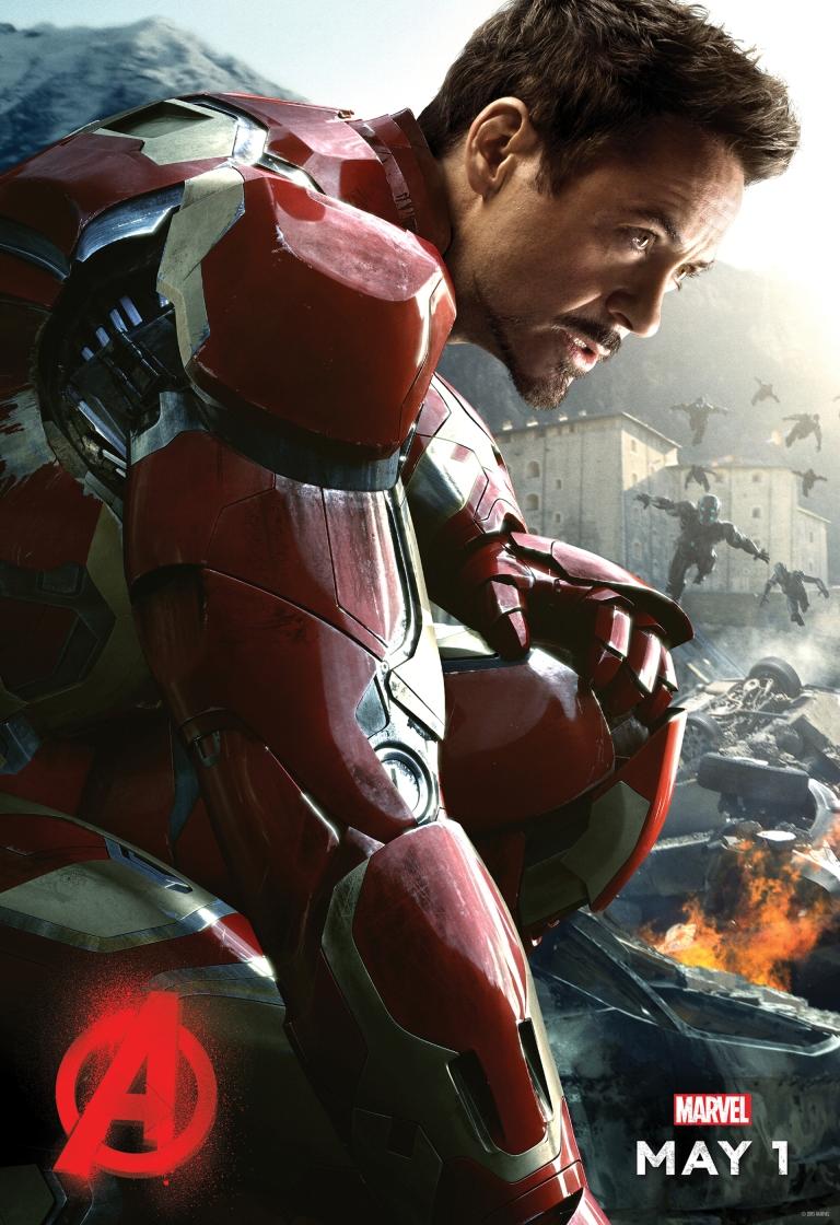 Age of Ultron - Iron Man
