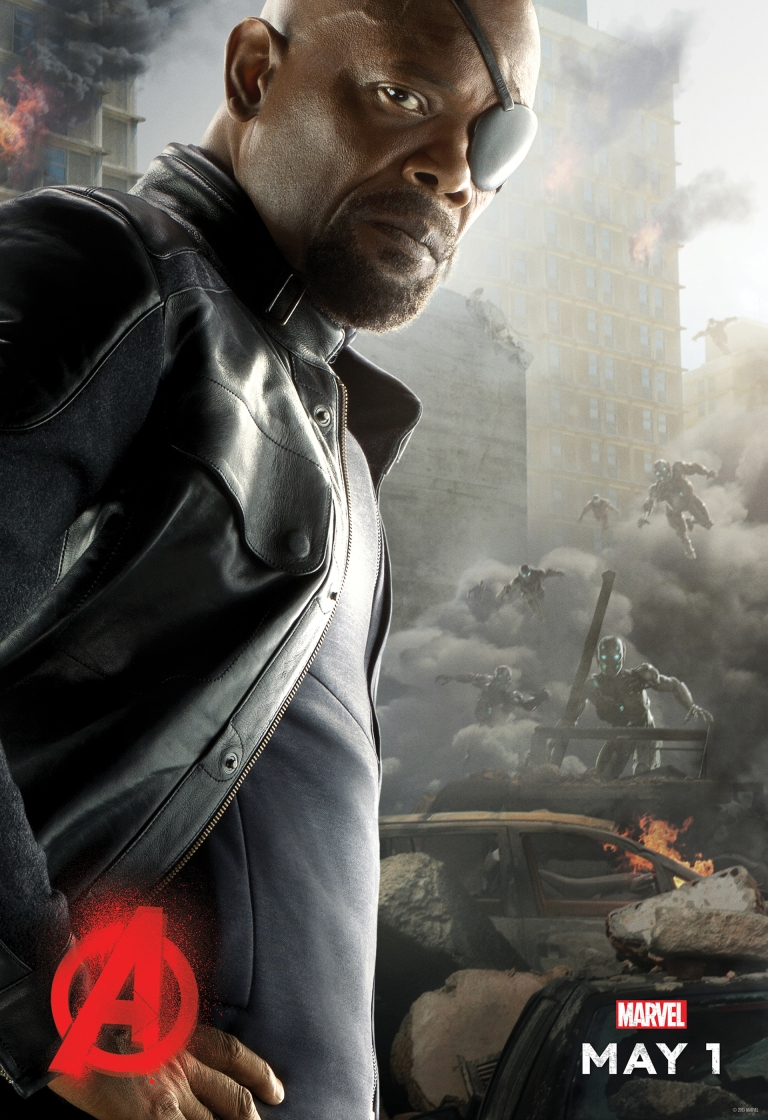 Age of Ultron - Nick Fury