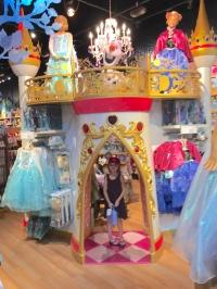 Disney Store - Castle